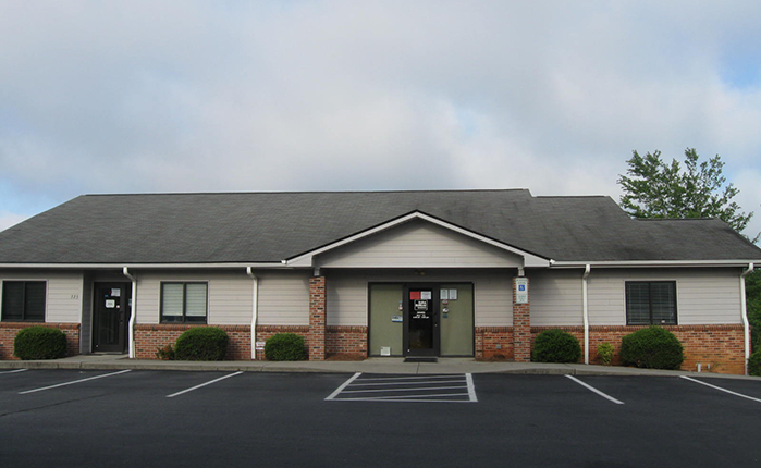 Henderson County Mills River office - NCFB Insurance