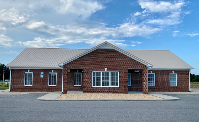Jones County Trenton office - NCFB Insurance