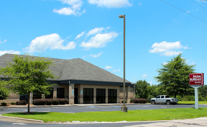 Bladen County Elizabethtown office - NCFB Insurance