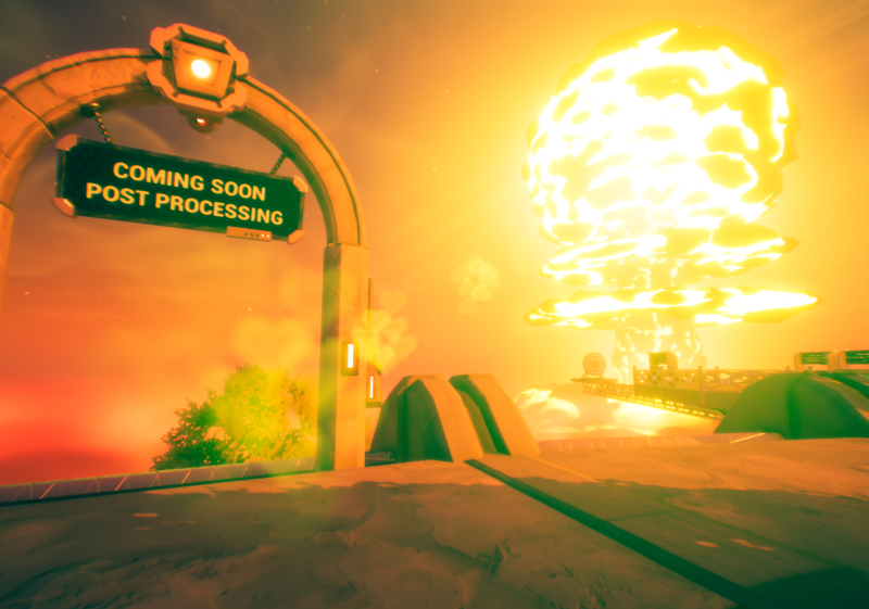 VFX Preview Level Screenshot 2