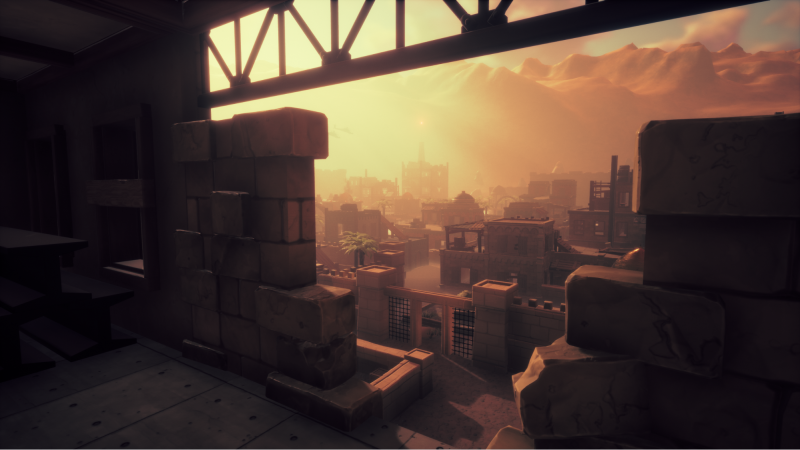 Sniper Alley Screenshot 1