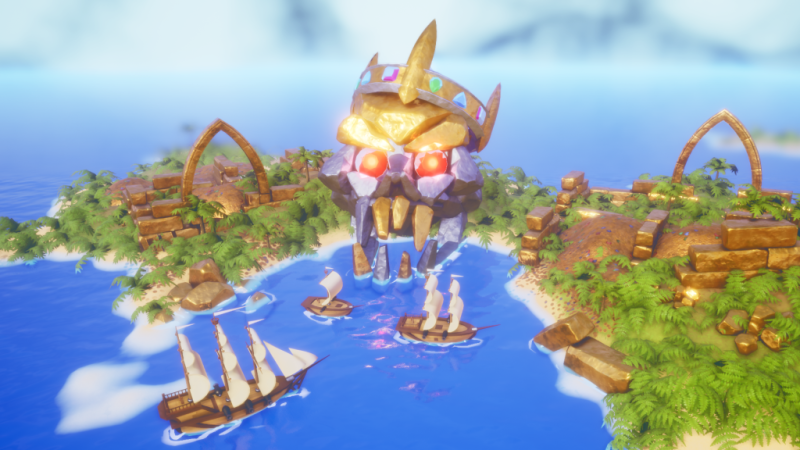 Pirate Game Screenshot