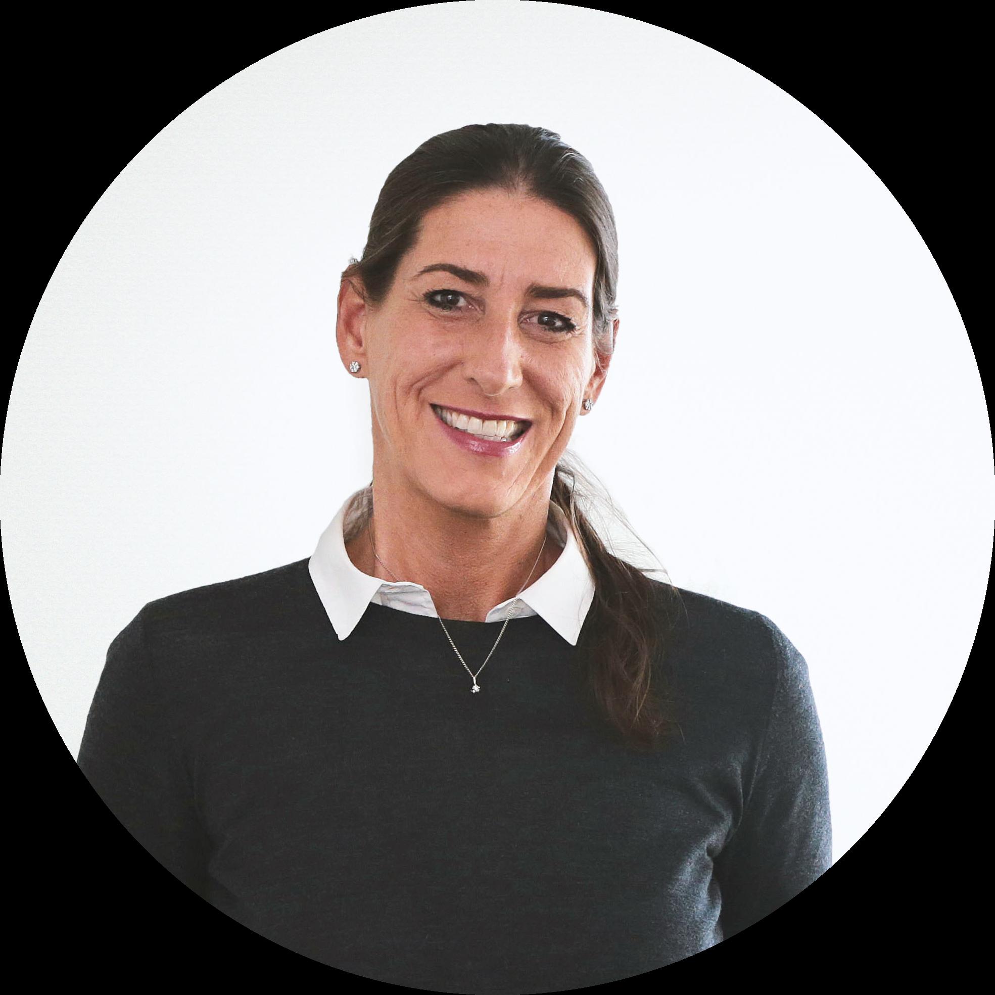 Vice President Marketing Petra Ehrhard
