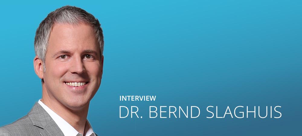 """""""Gesunde Führung ist die richtige Haltung einer Führungskraft"""" – Coach Dr. Bernd Slaghuis im Interview Header"""