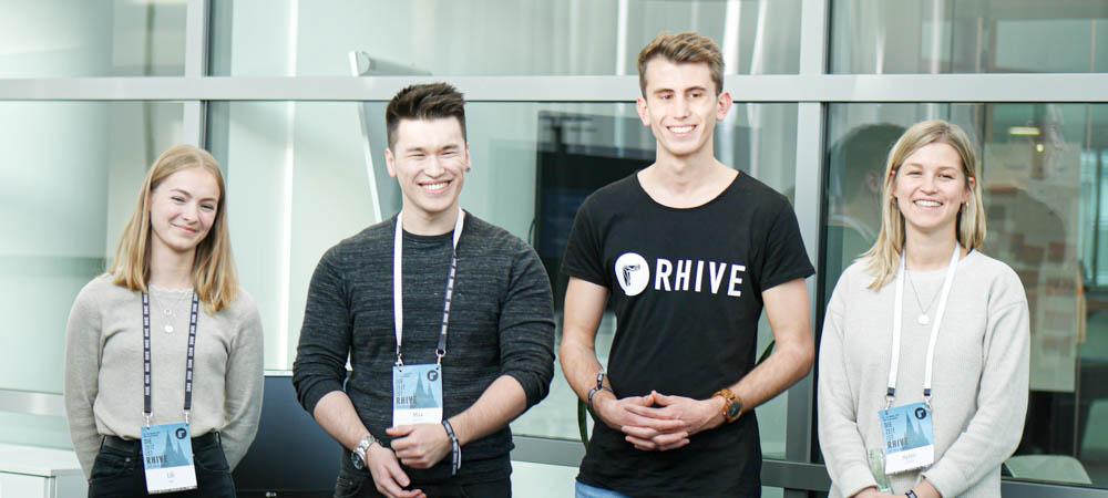 Rhive Ideathon Header