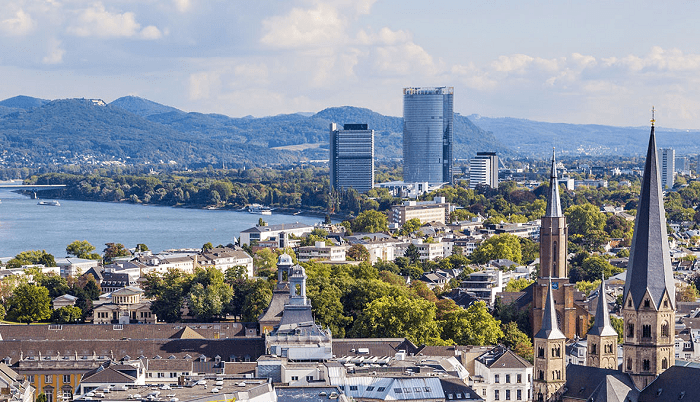 Skyline Bonn