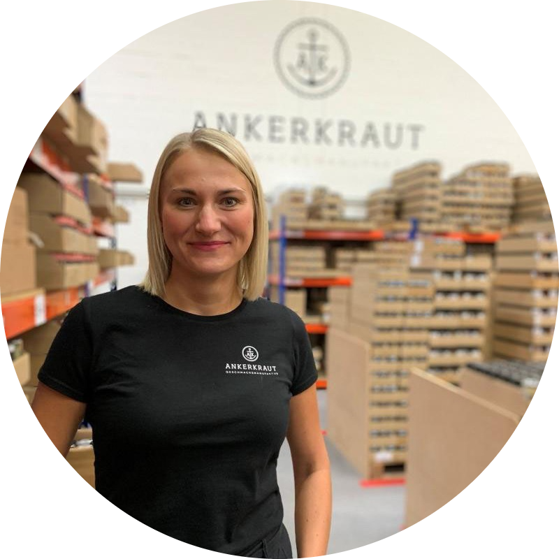 Marta Wilke Ankerkraut
