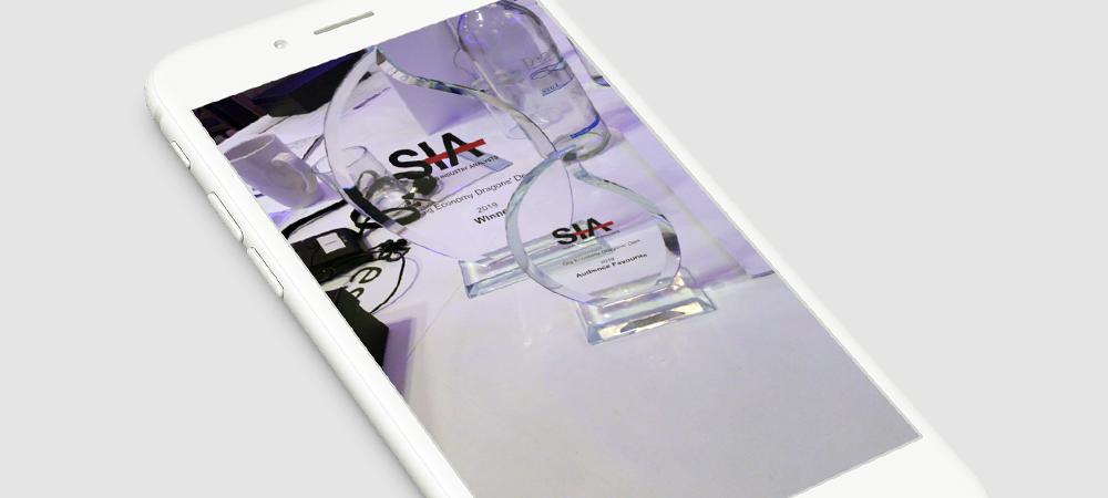 Iphone SIA Display