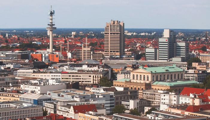 Skyline Hannover