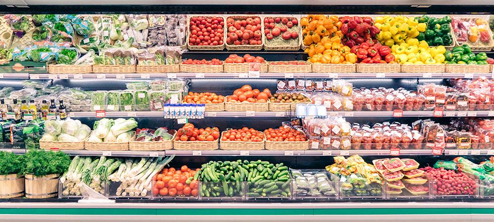 Lebensmittel Einzelhandel Header