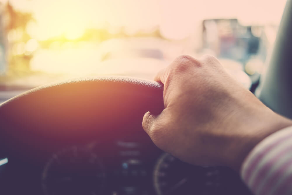 Symbolbild Autofahren
