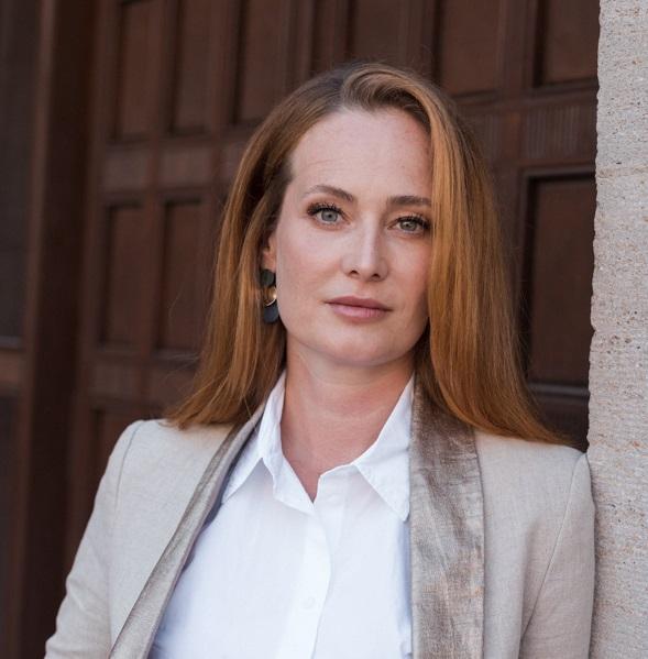 Nina Straßner Portrait