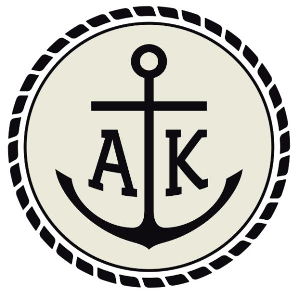 Ankerkraut Firmenlogo rund