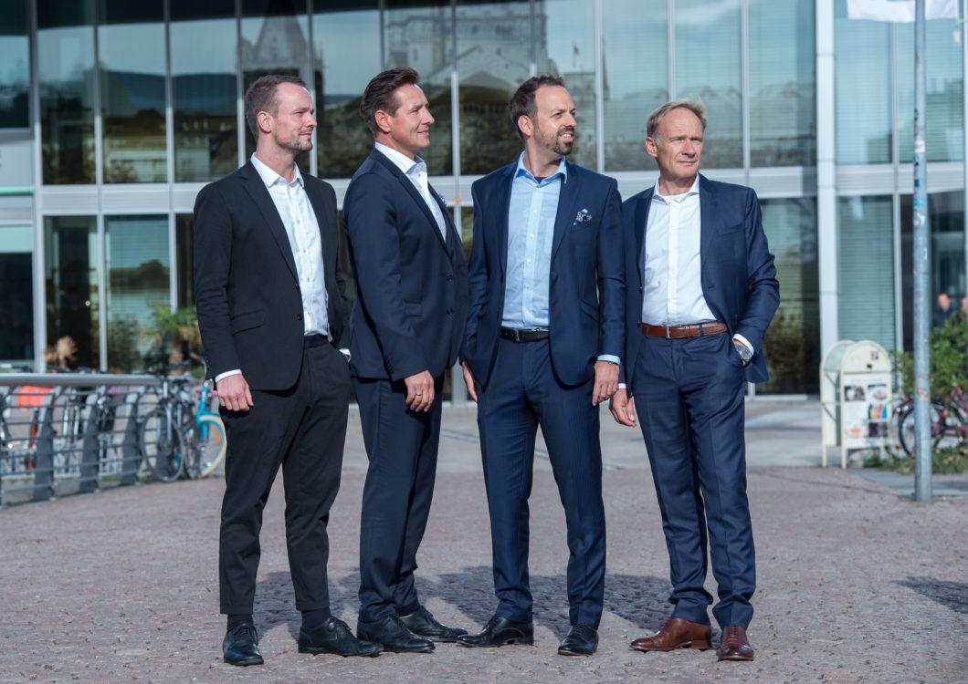 Studitemps-Jubiläum Gründer übergeben Geschäftsführung Bild 2