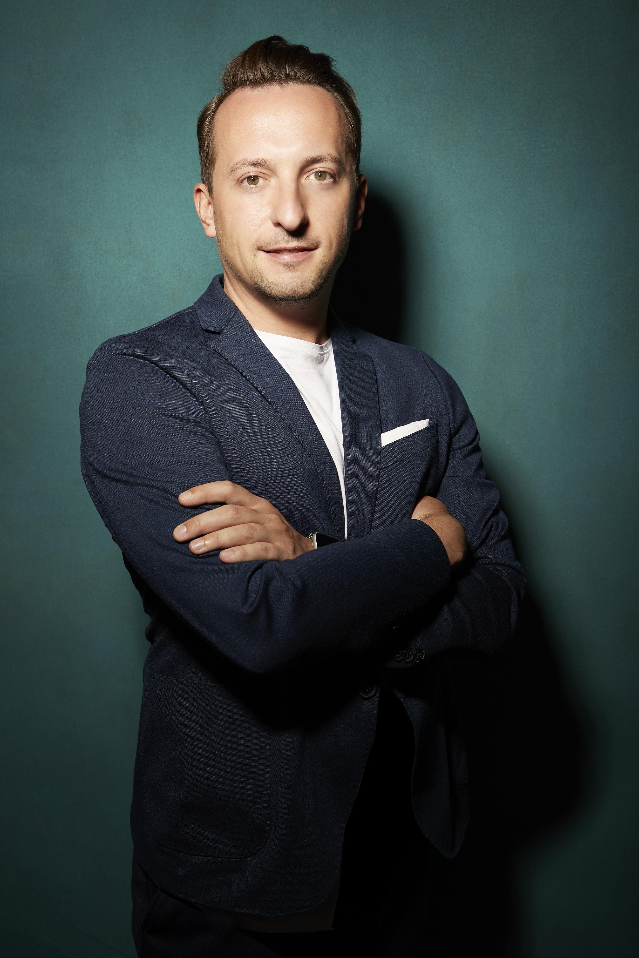 Patrick Schumacher Vice President Platform Solutions bei jobvalley