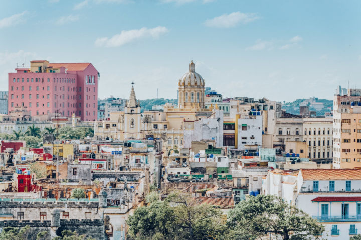 Views of Havana