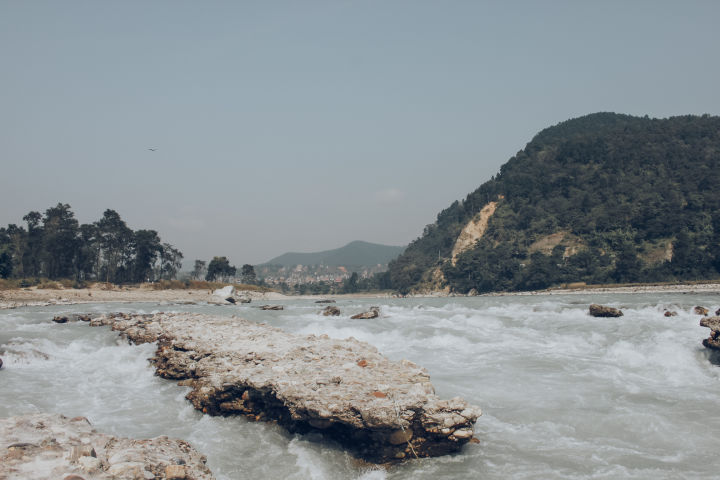Explore Nepal by river
