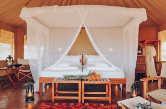 Tsavo Safari Camp