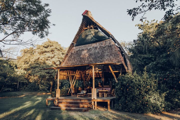 Eco Lodge Hut