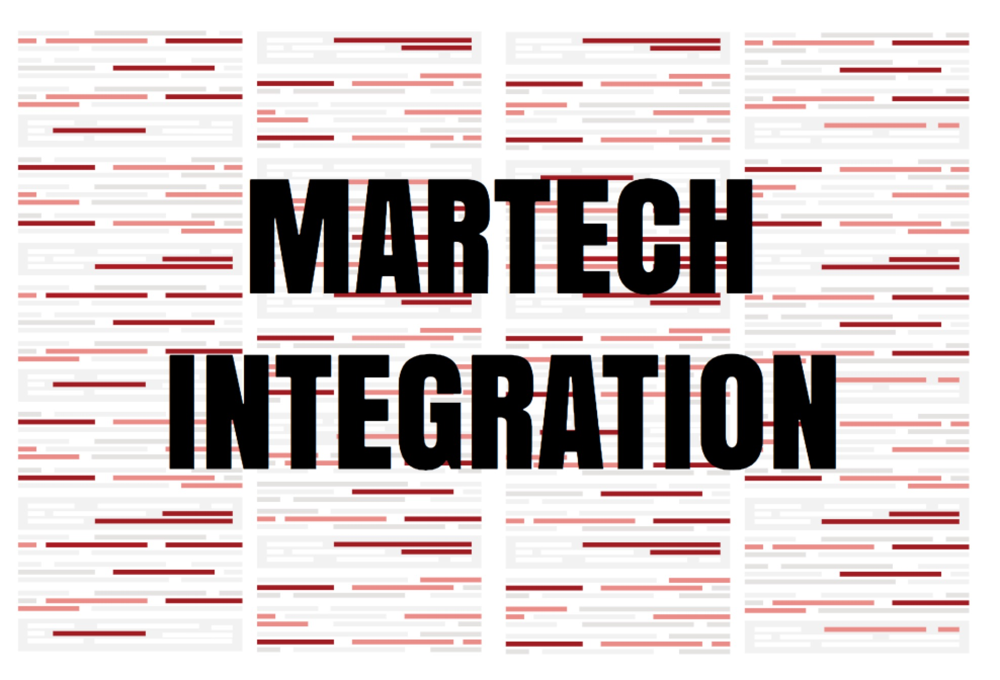 MarTech integration
