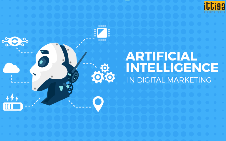 AI Marketing in the digital era hero image