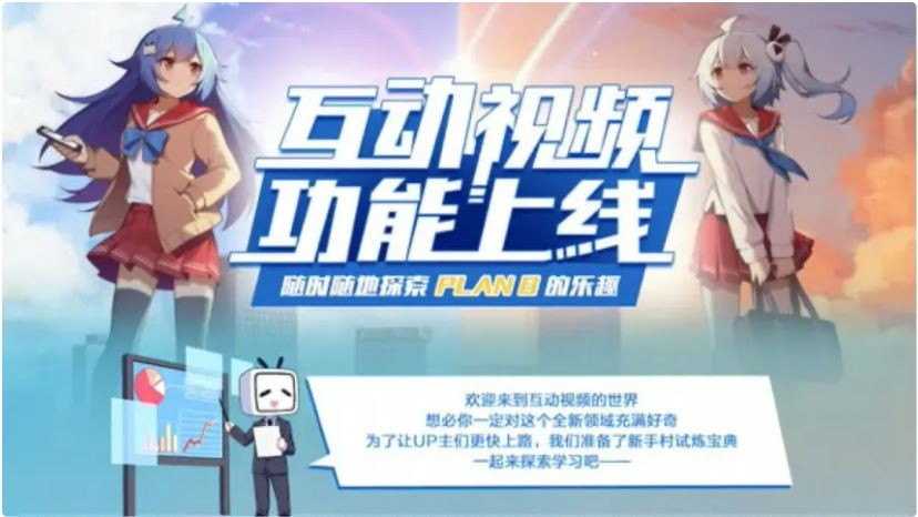Interactive Video on Bilibili in China hero image