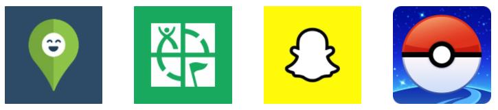 Competitor logos