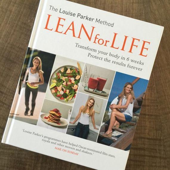 Lean for Life - Week 1 | Louise Parker Blog