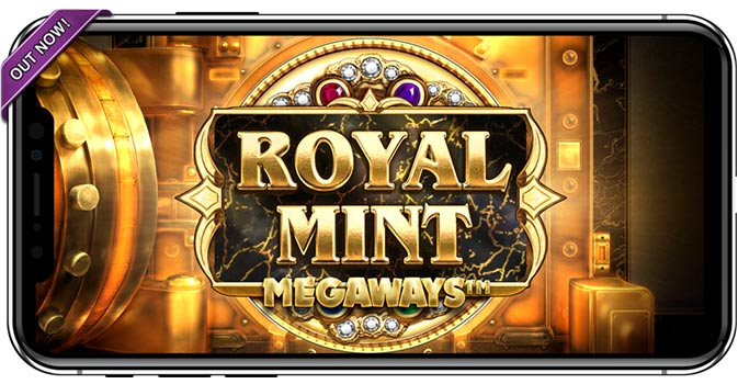 Royal Mint Slot Game – Latest addition in the BTG Portfolio