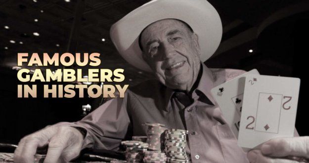 Famous Gamblers in History