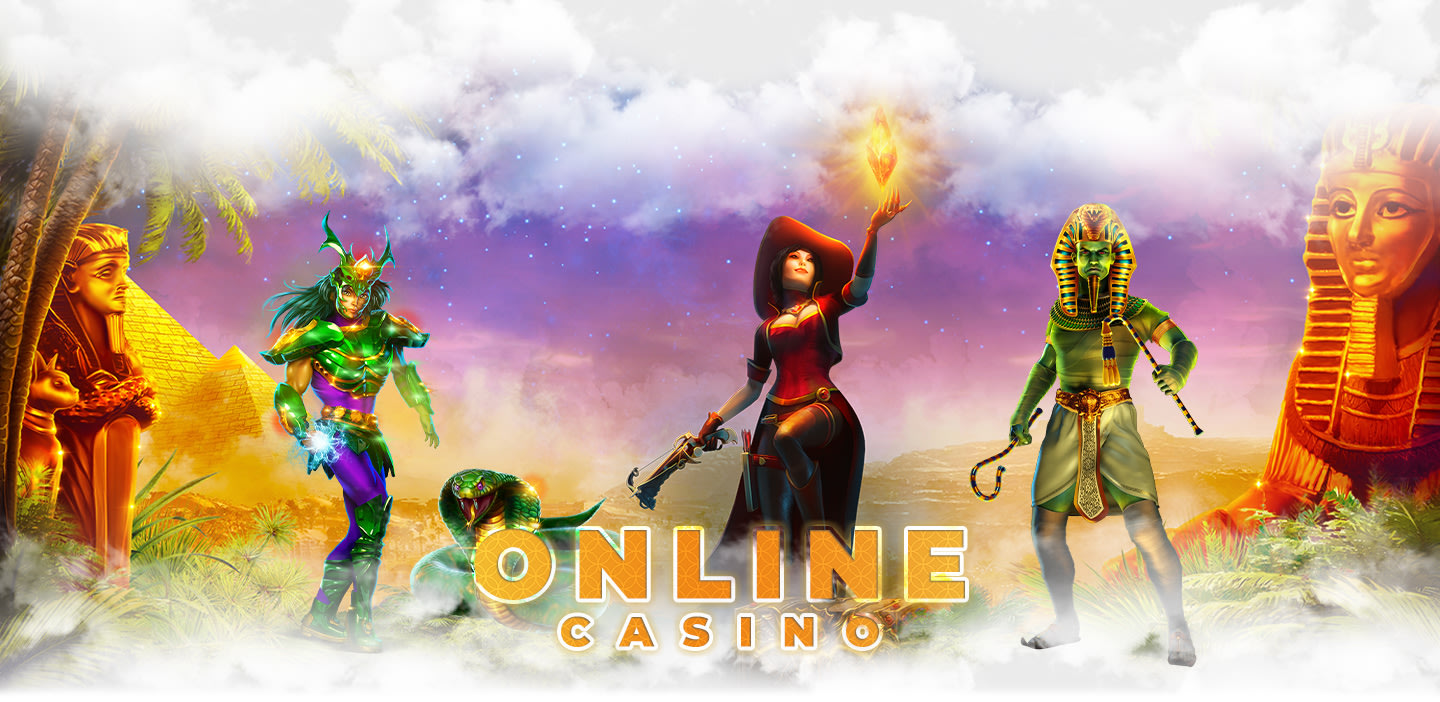Online Casino Section