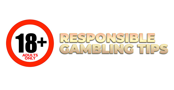 Responsible Gambling Sign
