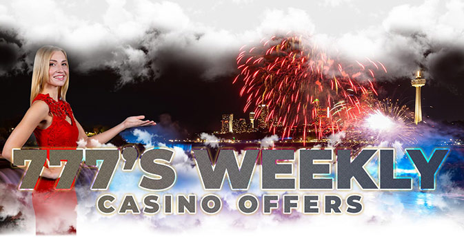 Weekly Online Casino Promotions in 2020