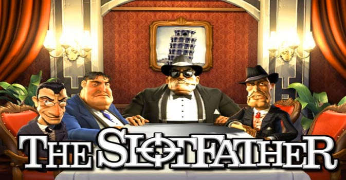 "Stunning Animation in ""The Slotfather"" Slot by Betsoft"