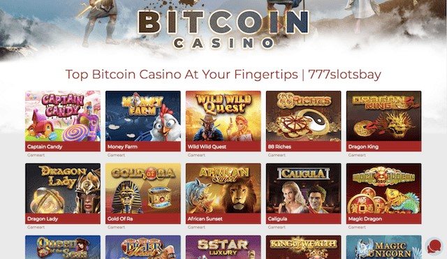 Bitcoin Casino in 2020
