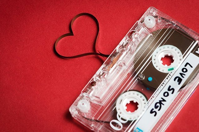 Cover Image for 50 of the most romantic songs