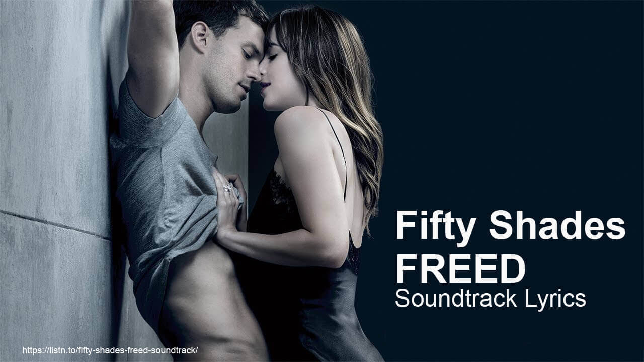 Cover Image for Fifty Shades Freed Soundtrack Lyrics