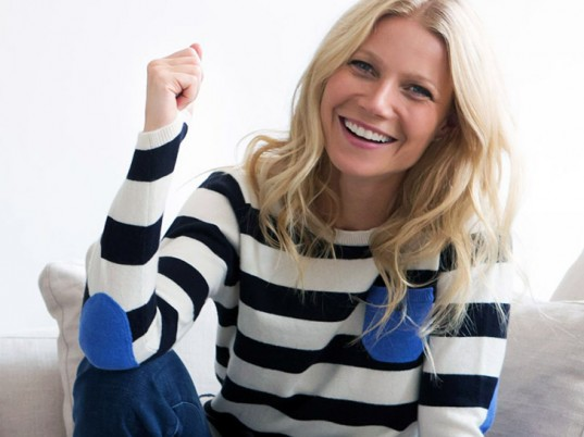 Gwyneth Paltrow pioneers sustainable fashion movement