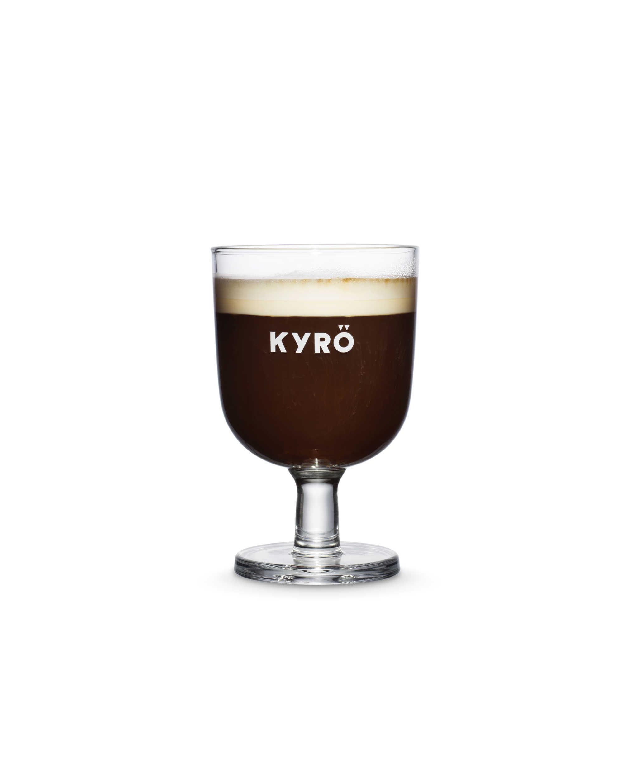 Irish Coffee Cocktail Rezept   Kyrö Distillery Company