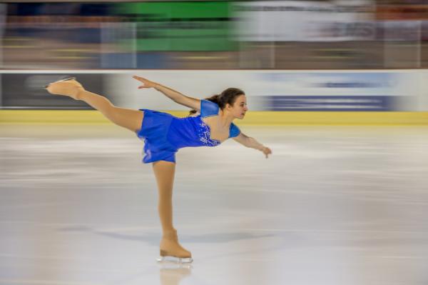 Junior Swiss Championships Ice Skating