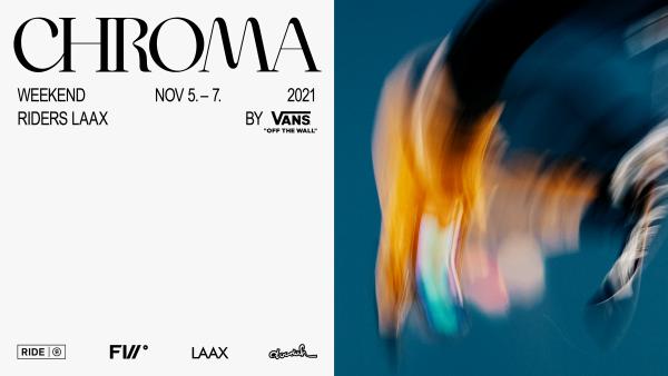 CHROMA weekend by Vans