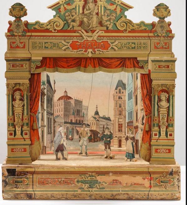 flimsfestival - paper theatre
