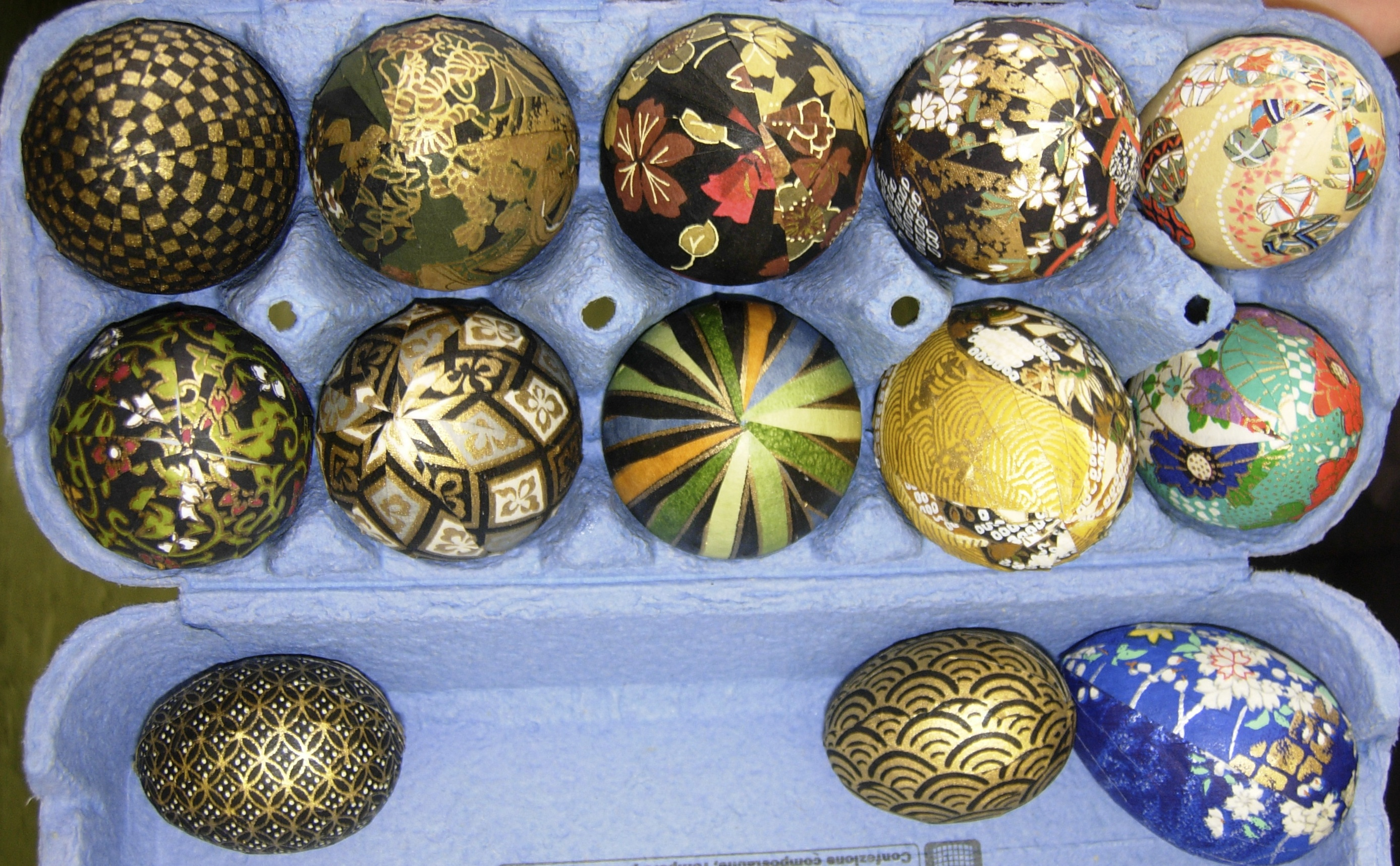 Japanese Easter Eggs Workshop (from age 14)