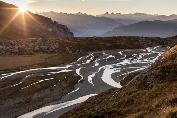 Flimser Sternenhimmel im UNESCO-Welterbe Sardona