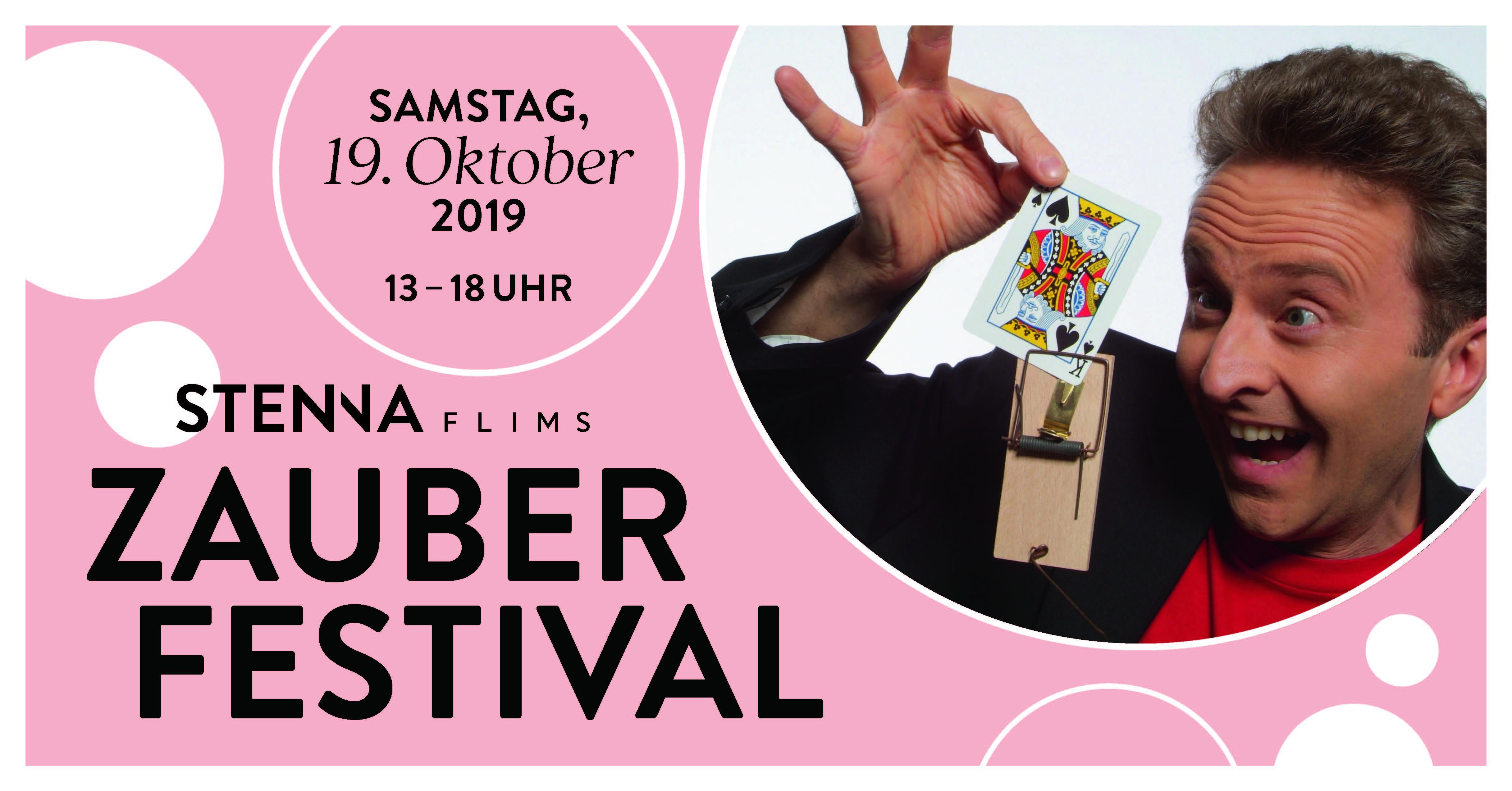 STENNA Flims Magic Festival