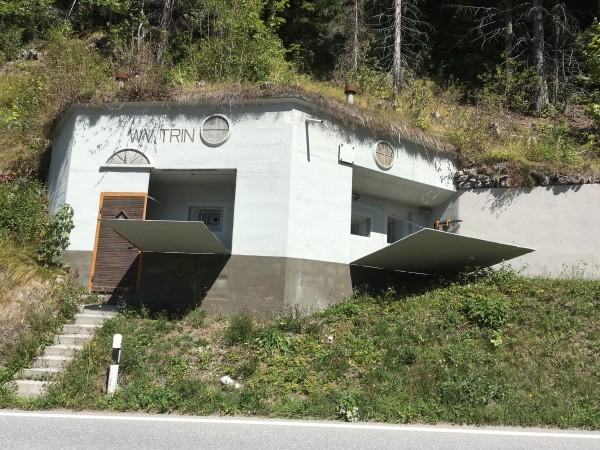 Festungsmuseum Sperre Trin
