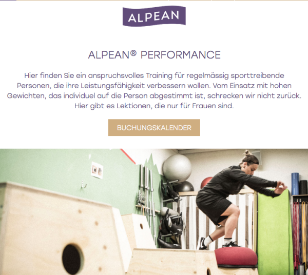 ALPEAN Performance Masters