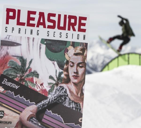 Pleasure Spring Session LAAX