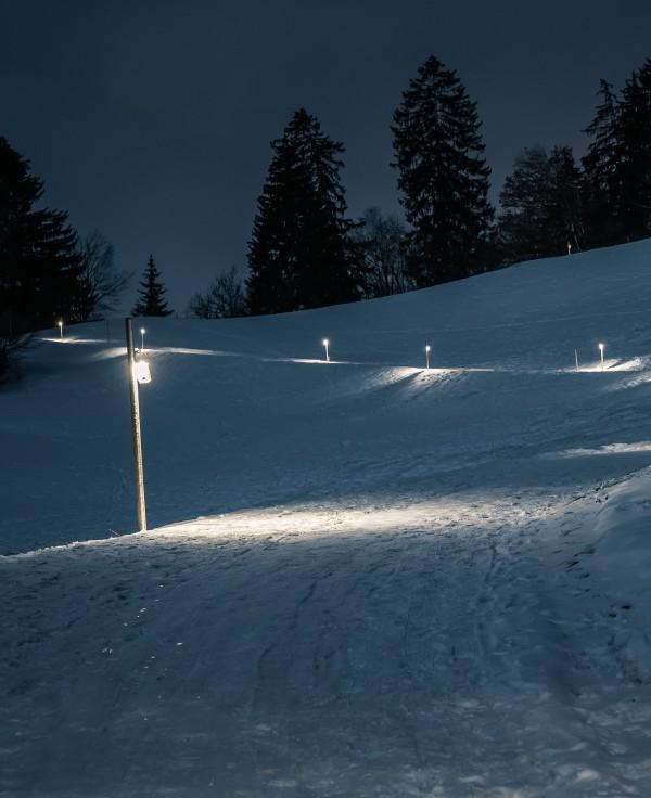 Lantern Path: Falera-Laax
