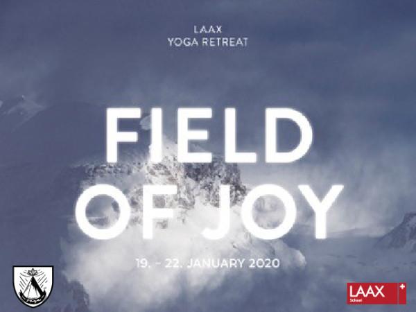 Field of Joy - Yoga Retreat at Riders Hotel